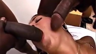 Little White Chicks Big Black Monster Dicks #15 - Silvia Lancome