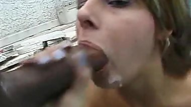 Little White Chicks Big Black Monster Dicks #14 - Katerina