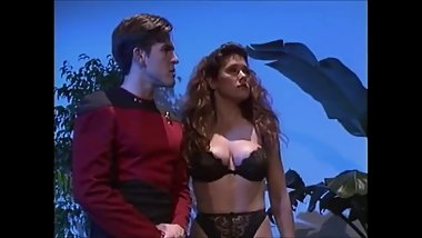 Space Force - Anna Mall Q Goddess Star Trek TNG Episode Part II