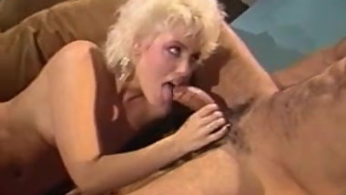 Classic Pornstar 80's  Jeanna Fine And Nina Hartley