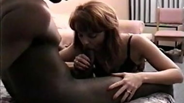 Delicious milf enjoy a extremely big black cock 2 -a classic