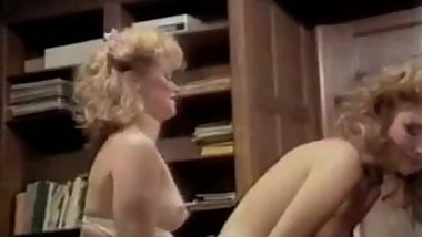 Sheena Horne, Tish Ambrose in female classic porn stars act