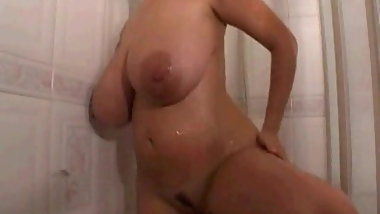 Classic,Big Tits and Shower