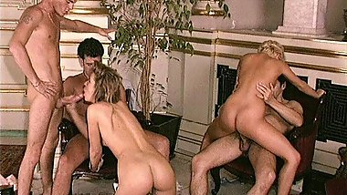 DP Orgy with Eva Bond and Nicolette