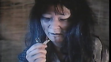 1986 Japanese Cult Classic Exciting Sexy Story Werewolf