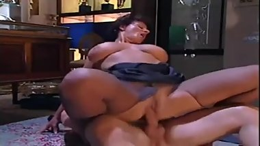 Italian rough sex big ass milf